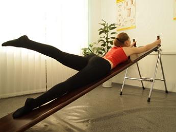 Видео гимнастика для позвоночника доктора попова