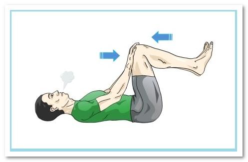 первая группа упражнений