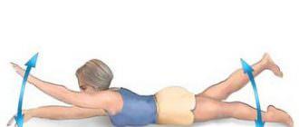 Лечение боли в пояснице упражнениями