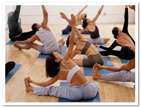 Упражнения при шейно грудной остеохондроз