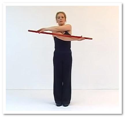 Упражнения для остеохондроза