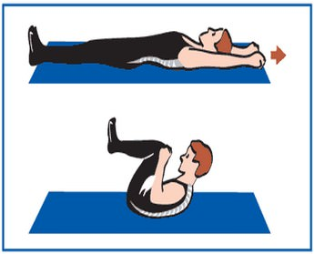 Упражнения при болях в пояснице. Упражнения для позвоночника в домашних условиях
