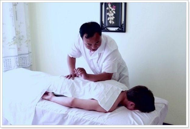 Лечение спины в Китае