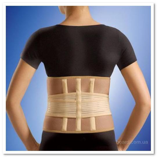 Пояс для вытяжки спины