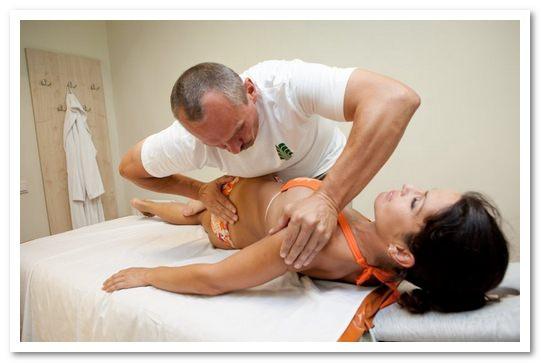 лечение грыжи грудного отдела