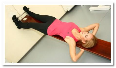 лечение грыжи упражнениями дома