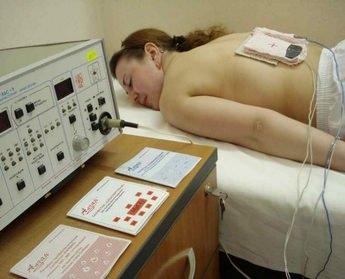 Физиотерапия с карипазимом