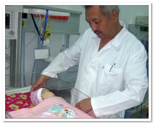 лечение грыжи у новорожднных