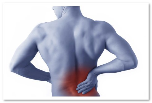 болит в правом боку спины