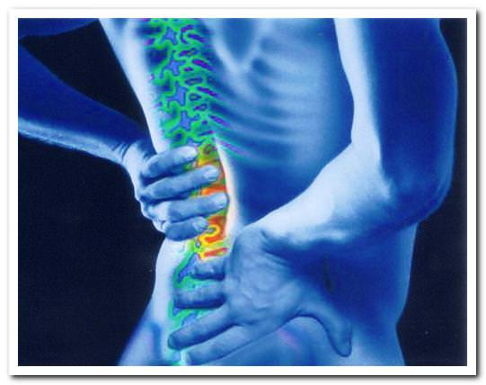 Спина болит врач