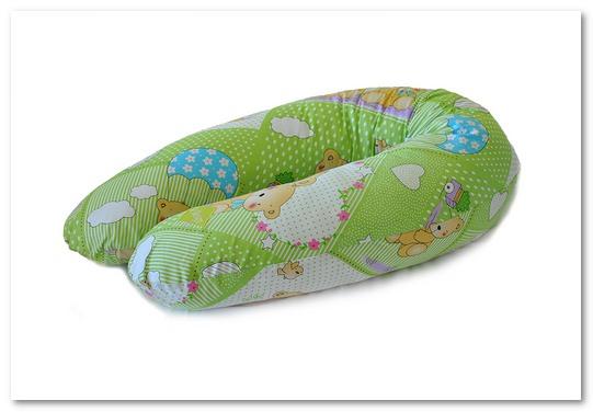 Ортопедические подушки для маленьких детей