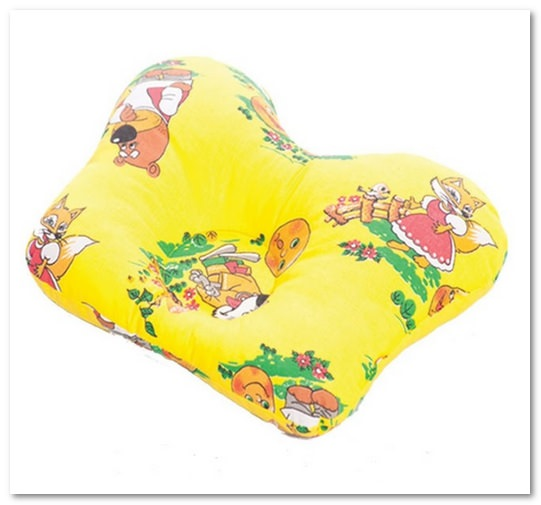 Подушки под туловище малышам