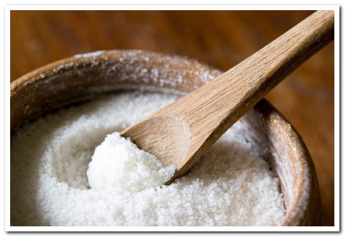 правильное питание без соли