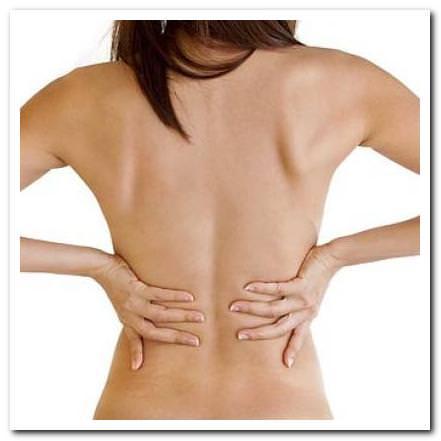 Как роды влияют на спину?