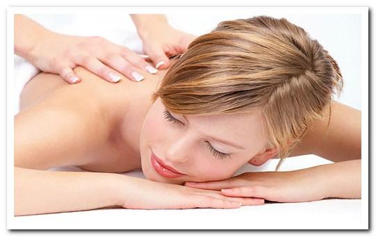 Болит спина после массажа