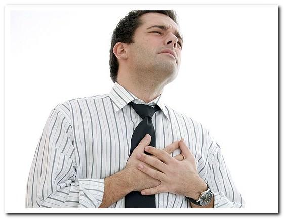 Боли в пояснице и груди