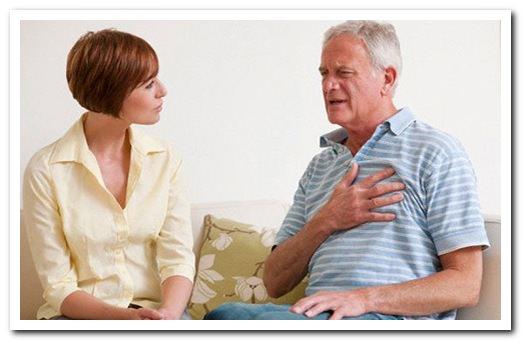 боли в грудном отделе из-за болезней внутренних органов