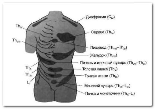 Боли в спине выше поясницы: причины, лечение