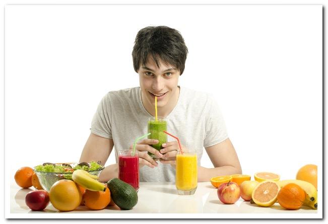жидкости и соки при остеохондрозе