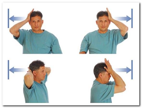 гимнастика при шейно-грудном остеохондрозе