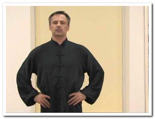 Упражнения цигун на шейный остеохондроз