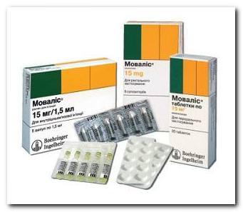 Лечение остеохондроза медикаментозное