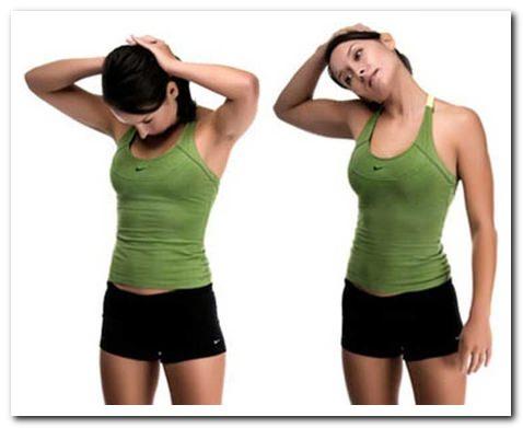 упражнения бутримова при шейном остеохондрозе