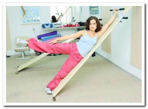 домашние упражнения при радикулите