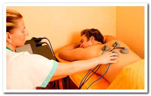 Методика лечения остеохондроза квч