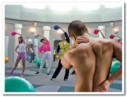 Гимнастика при остеопорозе для пожилых видео