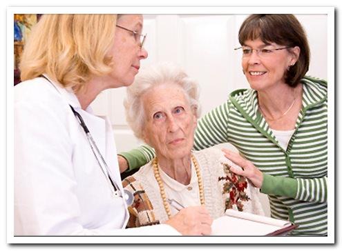 Осложенный остеопороз