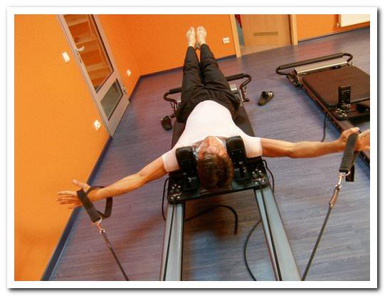 упражнения в клинике дикуля