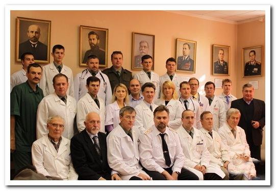 военно медицинская академия