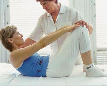 Упражнения и массаж при артрозе коленного сустава