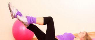 Комплексные упражнения при коксартрозе