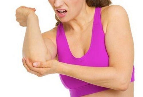 Заболевание локтя периодическое воспаление с гноем