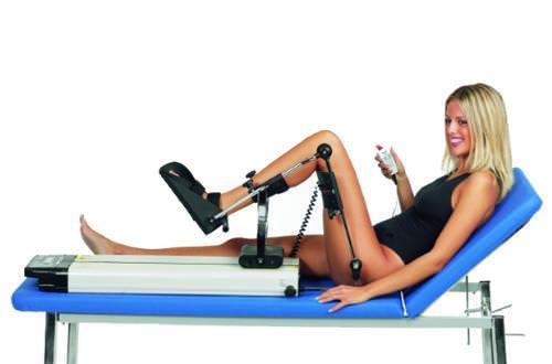 механотерапия коленного сустава