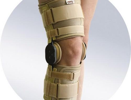 лечение разрыва коленной связки