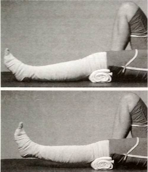 упражнения для тбс