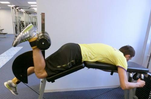 упражнения позднего реабилитационного периода для колена