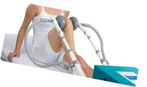 Электрофорез после эндопротезирования сустава