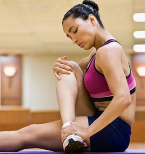 Комплекс занятий при артрите