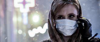 эпидемия гриппа в россии