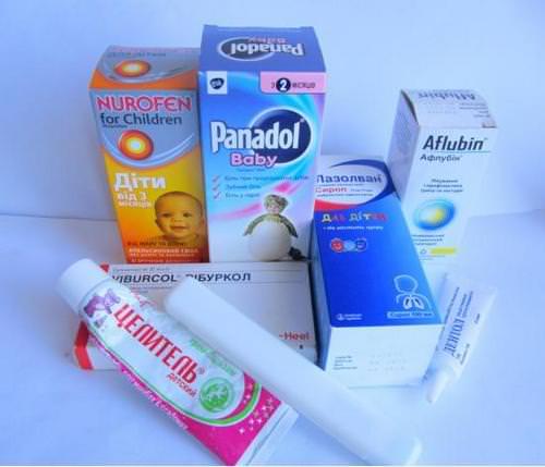 противовирусные средства для детей