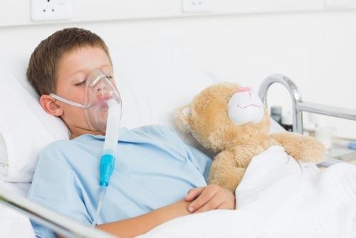 При орви ребенку дали аспирин