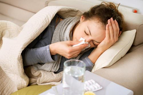 правила лечения гриппа