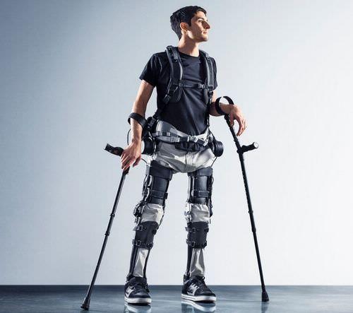 экзоскелет для ходьбы