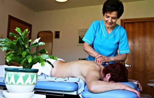 Физиотерапия в лечении травм