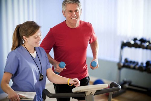 Физиотерапия при лечении мышечных травм