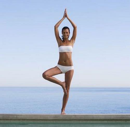 Упражнение йога для борьбы с депрессией